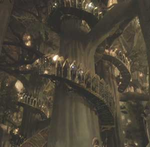 Lord of the Rings: The Fellowship of the Ring: Lothlórien
