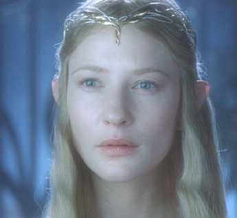 Lord of the Rings: The Fellowship of the Ring: Galadriel, Lady of Lothlórien
