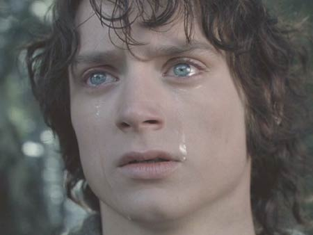 Lord of the Rings: The Fellowship of the Ring: Frodo prepares to depart alone for Mordor.