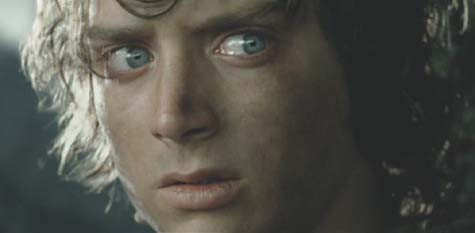 Lord of the Rings: The Return of the King: The Ring has taken Frodo's mind.