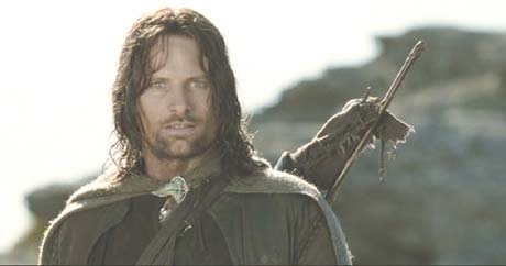 Lord of the Rings: The Two Towers: Aragorn.