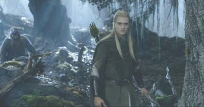 Lord of the Rings: The Two Towers: Legolas Greenleaf
