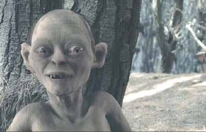 Lord of the Rings: The Two Towers: Gollum