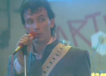 The Adventures of Buckaroo Banzai Across the 8th Dimension: Buckaroo singing a little song.