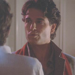 Fright Night: Jerry Dandrige offers Charlie the choice of forgetting what he knows.