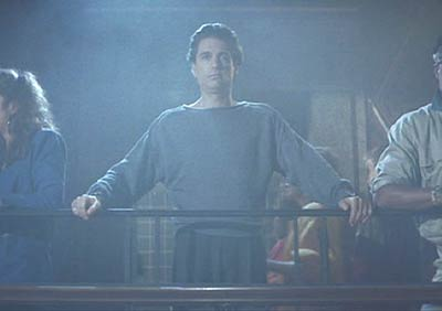 Fright Night: My favorite scene in Fright Night: Jerry Dandrige pursues Charlie and Amy into a nightclub.
