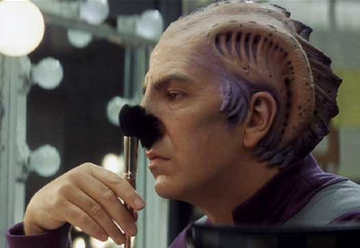 Galaxy Quest: Alexander Dane's career is boldly going nowhere.