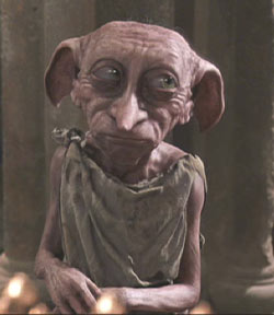 Harry Potter and the Chamber of Secrets: Dobby rats out Malfoy.