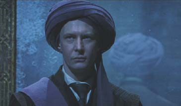 Harry Potter and the Sorcerer's Stone: Professor Quirrell (Ian Hart)