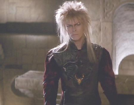 Labyrinth: Best outfit yet, baby.