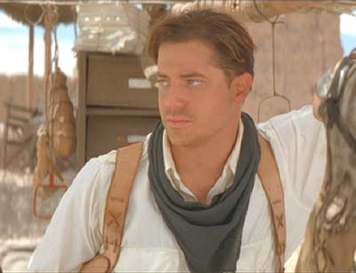 brendan fraser the mummy 1. The Mummy Returns: Brendan