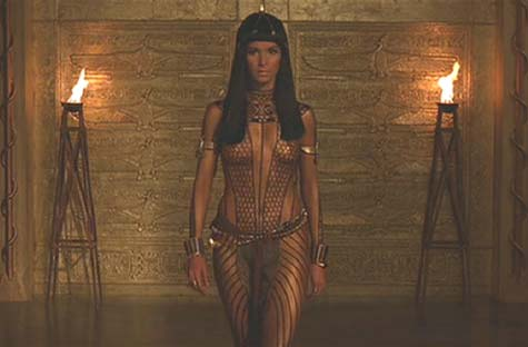 The Mummy (1999): The lovely and talented Anck Su Namun.