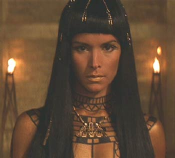 The Mummy (1999): A close-up of Patricia Velazquez as Anck Su Namun