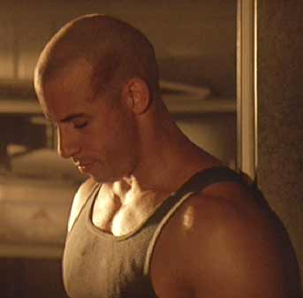 Pitch Black:  Vin Diesel  manages to be the sweetest multiple murderer I've ever seen.
