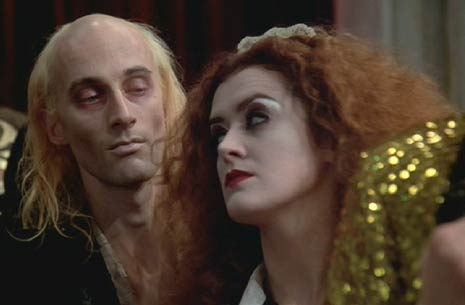 The Rocky Horror Picture Show:  He's not so faithful�