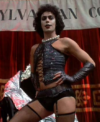 "The Rocky Horror Picture Show: ""I'm just a sweet transvestite�"""