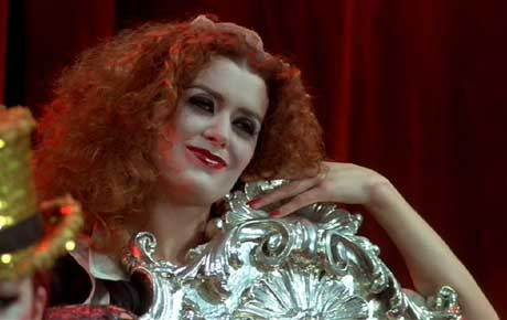"The Rocky Horror Picture Show: ""I can show you my favorite [pause] obsession"""