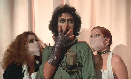 "The Rocky Horror Picture Show: ""That elusive ingredient, that spark that is the breath of life� """
