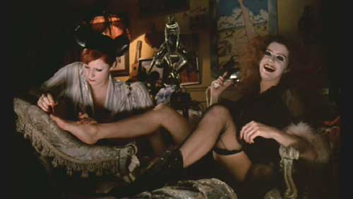 "The Rocky Horror Picture Show: ""Tell us about it, Janet!"""