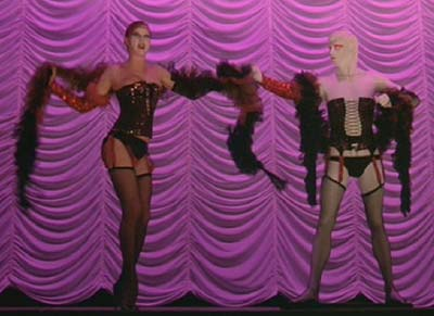 "The Rocky Horror Picture Show: ""But it was over when he had the plan to start a-workin' on a muscle man�"""