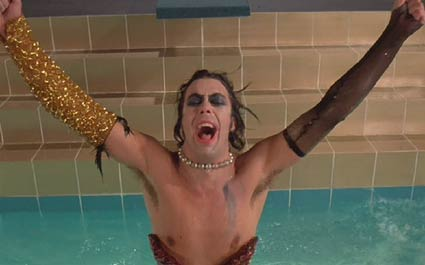 The Rocky Horror Picture Show:  Whose pool is it?