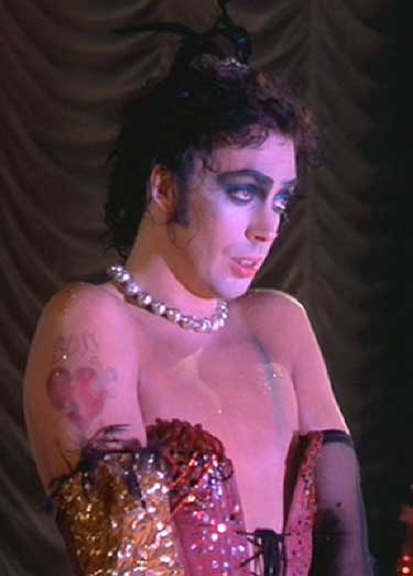 "The Rocky Horror Picture Show: ""On the day I went away�"""