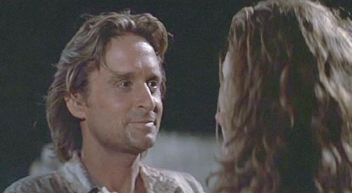 Romancing the Stone: Jack bids farewell.
