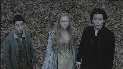 Sleepy Hollow: Young Masbeth, Katrina and Ichabod recognize the Tree of the Dead immediately.