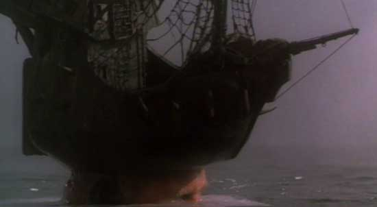 Time Bandits: The secret of the Ogres' ship.