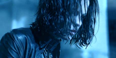 Underworld: Close-up of Selene (Kate Beckinsale)