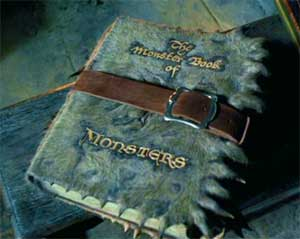 Harry Potter and the Prisoner of Azkaban: The Monster Book
