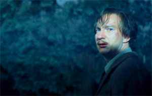 Harry Potter and the Prisoner of Azkaban: Professor Lupin dreads the moonlight.