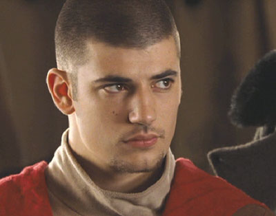 Harry Potter and the Goblet of Fire: Stanislav Ianevski as Viktor Krum, Durmstrang's Champion.