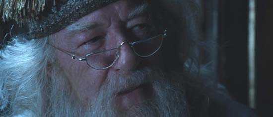 Harry Potter and the Goblet of Fire: Albus Dumbledore