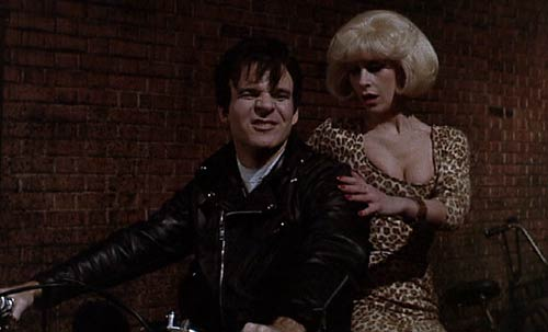 Little Shop of Horrors (1986): Audrey and Orin Scrivello, DDS, the incomparable Steve Martin, of course.