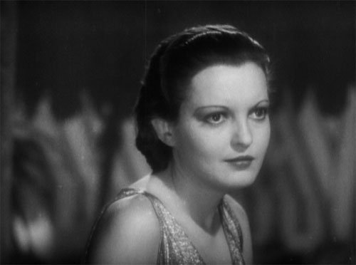 The Mummy (1932): Zita Johann as Helen Grosvenor, the modern reincarnate of Princess Anck-es-en-Amon.