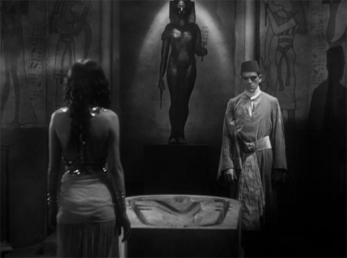 The Mummy (1932): I love this shot.