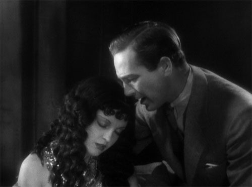 The Mummy (1932): Frank calls Helen back from her ancient life.