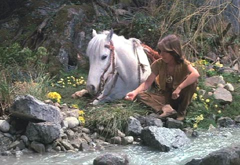 The NeverEnding Story: Artax and Atreyu (Noah Hathaway)