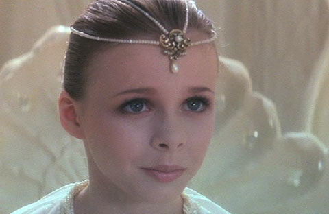The NeverEnding Story: The Childlike Empress (Tami Stronach)